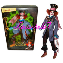 Barbie Mad Hatter From Alice Johnny Depp Tim Burton Louvre67