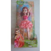 Muñeca Disney Rosetta Hada Tinkerbell Encaja Envio Gratis