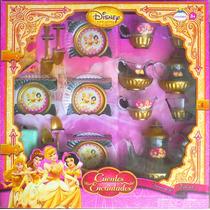 Princesas De Disney Juego De Te Cuentos Encantados