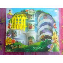 Disney Tinker Bell Juego De Te Modelo 3
