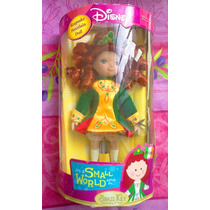 Disney Brass Key Princesa Irlandesa De Porcelana