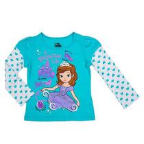 Disney Girls Azul Sophia La Primera A Princess Vida Falso