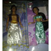 Aladdin Y Princesa Jazmin