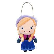 Bolsa Monedero Anna Frozen 100% Disney Store Nueva