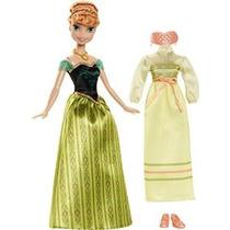 Disney Congelado Coronación Día Anna Doll