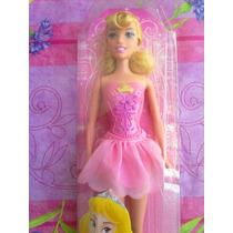 Princesas De Disney Muneca Aurora Vestida De Bailarina