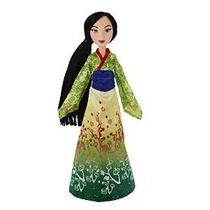 Disney Princess Royal Reflejo Mulan Muñeca