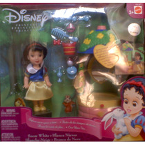 Princesa Blancanieves Super Set De Lujo