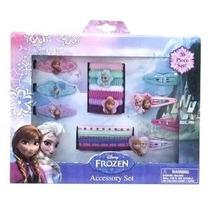 Disney Congelado Hair Accessory Set 20 Piezas