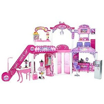 Barbie Centro Comercial Playset