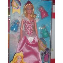 Disney Princesa Bella Durmiente Y Adas Madrinas