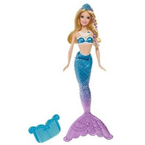 Barbie La Perla Princesa Sirena Doll Azul