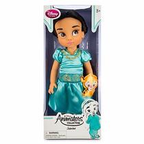 Disney Store Muñecas Animators Jazmin Original