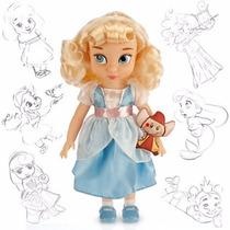 Disney Store Muñecas Animators Cenicienta Original