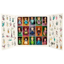 Set De 15 Muñecas Mini Animators Disney Coleccion Originales