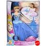 Disney Princesa Cenicienta Vestido Mágico Nuevo Mattel