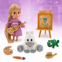 Disney Store Muñecas Animators Rapunzel Original
