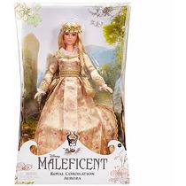 Aurora Muñeca Royal Coronation Peli Malefica Disney Nueva