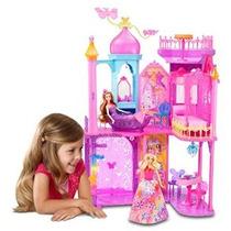 Barbie Y El Castillo De Puerta Secreta