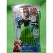 Frozen Ana O R I G I N A L !! Nueva!! Anna Canciones Magicas