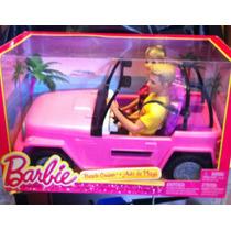 Carro De De Playa De Barbie