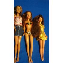 Barbies, My Scene, Morenitas, Model.