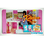Mueble Para Casa De Muñecas Barbie Cocina Chica