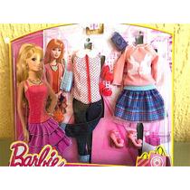 Barbie Set De Vestidos Life Fashion Fashion 3