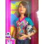 Muneca Skipper Con Mascota Marca Mattel