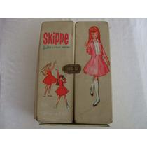 Barbie Skipper Estuche Ropa Variada Vintage Japón 1967
