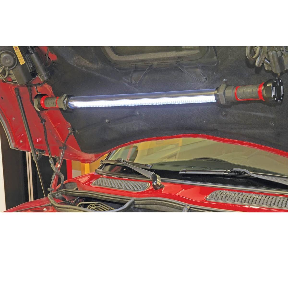 Barra de luz led 120 recargable para mec nico 1 for Barra de luz led