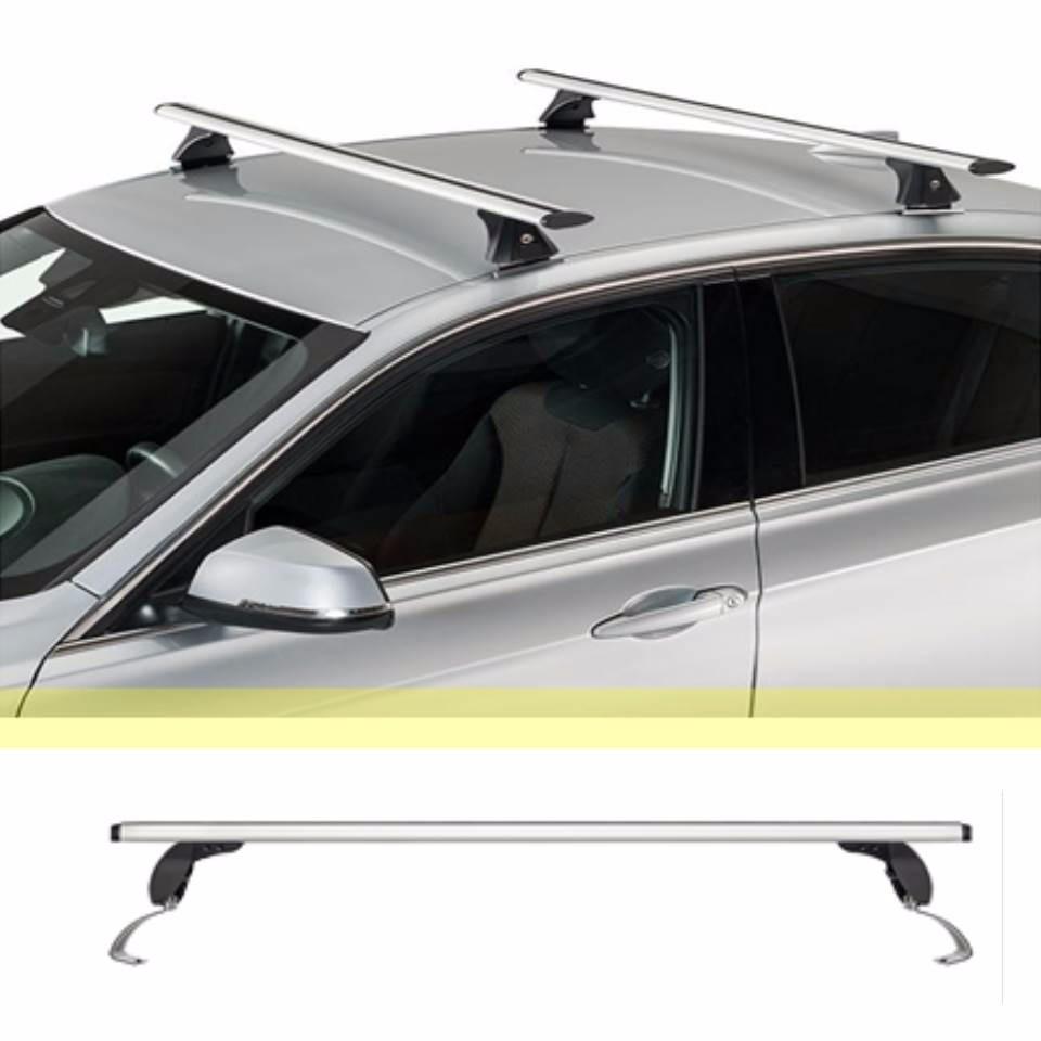 Barras aluminio portaequipaje para jetta golf polo pointer for Barras de aluminio para toldos