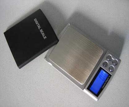 Bascula Digital, Hasta 200 Gramos Con Exactitud 0.01