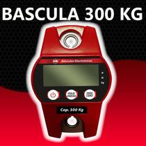 Bascula Digital Colgante 300 Kg Envío Gratis