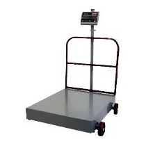 Bascula De Recibo Movil De 200 Kgs Torrey Electronica