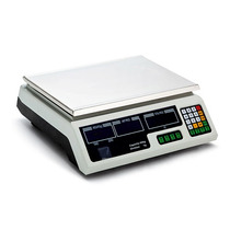 Bascula Digital 40kg, Bateria Recargable, Doble Pantalla