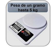 Bascula Digital Gramera Adir De 1g Hasta 5000g