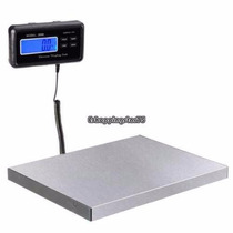 Balanza Bascula Digital Bateria 200kg Lcd