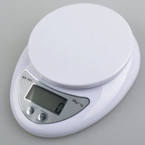 Báscula Digital Balanza Electrónica 5000 Gramos / 1 G