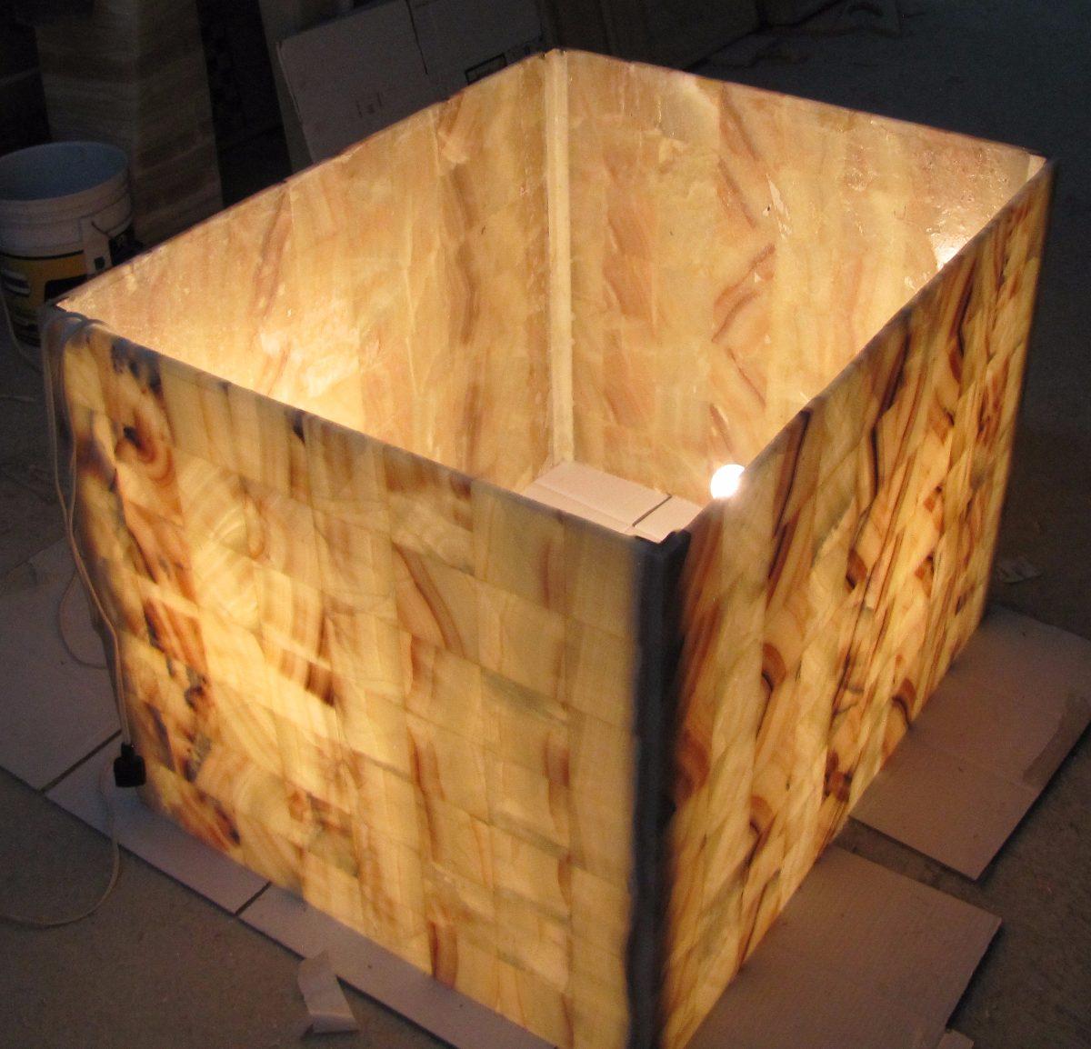 Mesa y 6 sillas comedor vidrio mm base marmol posot class - Bases para mesas de vidrio comedor ...