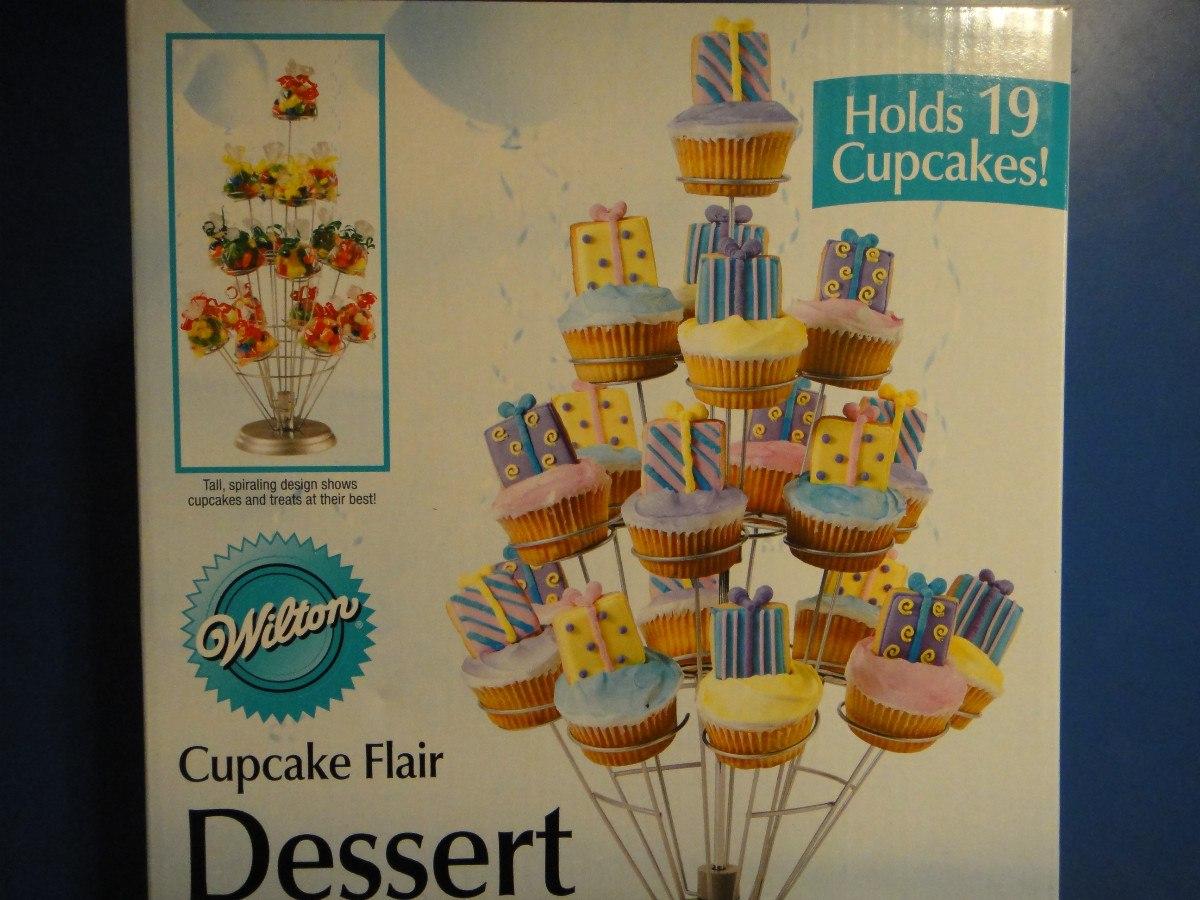 Pin base de 3 niveles d carton para cupcakes - Bases para cupcakes ...