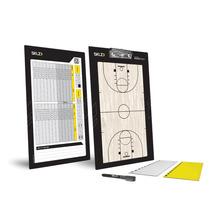 Tabla Para Entrenamiento Basquetbol Basquet Diagramas Hm4