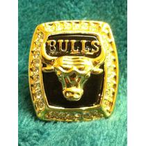Michael Jordan Anillo 1991 Del 1er Campeonato Vv4