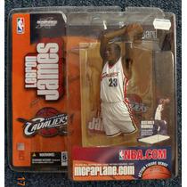 Lebron James Rookie 2003 Series 5 Mcfarlane Cleveland Cavs