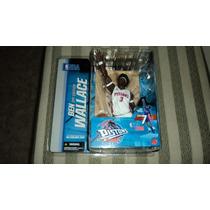 Nba Mcfarlane Ben Wallace Pistons Detroit