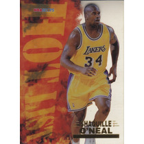 1996-97 Hoops Hot List Shaquille O