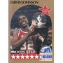 1990-91 Hoops All Star Earvin Magic Johnson Lakers