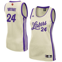 Jersey Adidas Kobe Los Angeles Lakers Christmasday Women