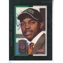 2001 Fleer Genuine Rookie Joe Johnson Celtics /1000