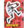 1997 Ud Choice Italian Sticker Dee Brown Celtics #182